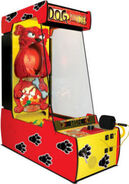 Dog Pounder arcade game