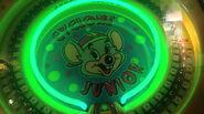 CEC Cyclone Jr. arcade game