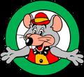 Chuck E. circle (1989-1995).png