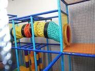 Net crawl tubes
