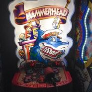 Hammerhead arcade game