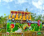 Zamperla Crazy Bus