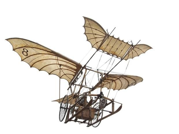 Waxflatter S Ornithopter Fictional Flying Machines Wiki