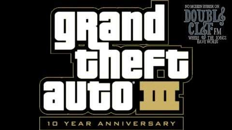 Grand Theft Auto III - Double Clef FM (No Commercials)