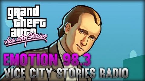 GTA VCS Radio - Emotion 98.3