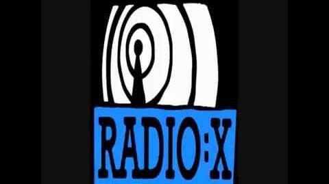 GTA San Andreas - Radio X Radio Station PlayStation