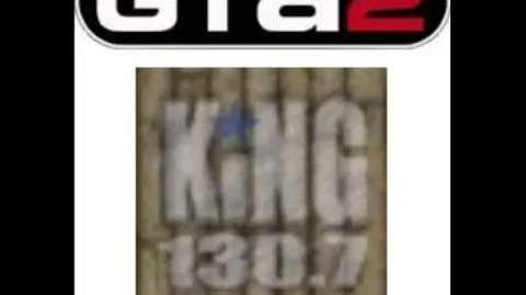 GTa2 Radiostation - Rebel radio King 130