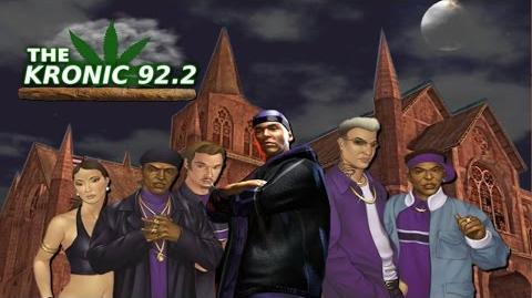 Saints Row 1 - The Kronic 92.2 (Complete Rap Radio Station Soundtrack)