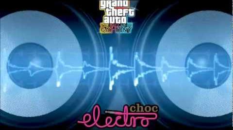 GTA IV TBoGT - Electro Choc radio