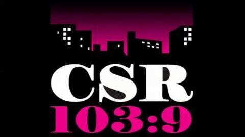 GTA San Andreas Radio Station (CSR 103