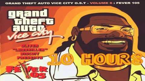 GTA VICE CITY Fever 105