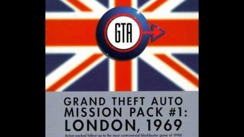 GTA London 1969 - Radio Penelope