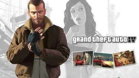 Grand Theft Auto IV Radio Electro Choc