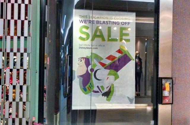 File:Pulaski, VA Disney Store closing 1.png