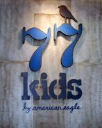 77kids store sign