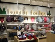 77 Kids baby section at Lafayette Square Mall (Christmas 2012)