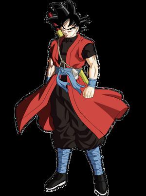 Xeno Goku Dragon Ball Heroes
