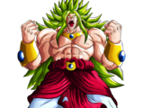 God Broly (Dragon Ball Z: The Real 4-D)