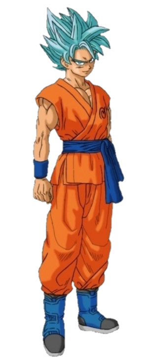 Super Saiyan God Super Saiyan Goku Dragon Ball Super