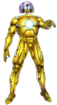 The Living Tribunal Marvel Comics