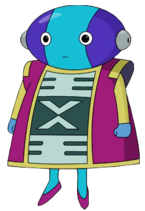Zeno Dragon Ball