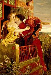 Romeo and Juliet's Balcony Scene