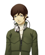 Artwork of SMT Protagonist for Shin Megami Tensei IV Final DLC
