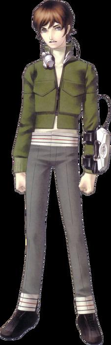 Kazuya render (1)