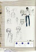 Protagonist sketch