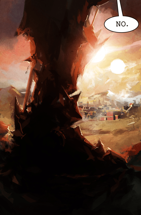 The Prophet of Landfall 6
