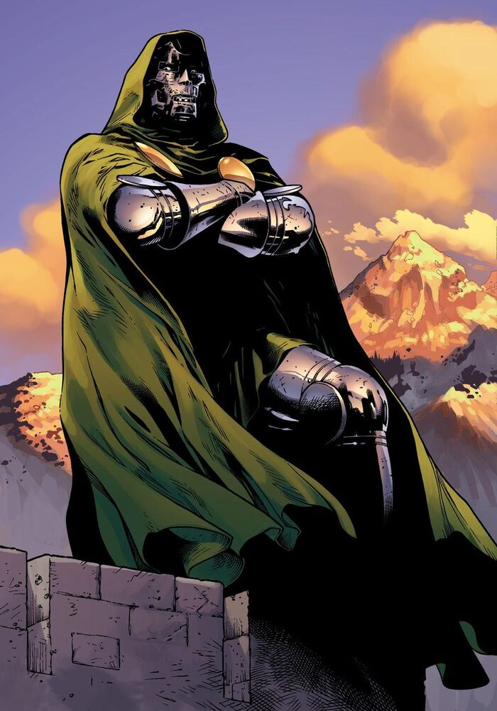 Victor von Doom (Earth-616) from Thor Vol 1 600