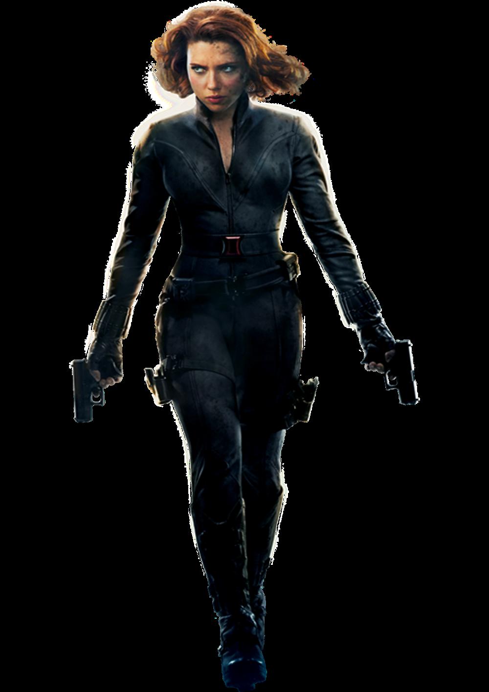Black Widow (Marvel Cinematic Universe) | Fictional