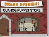 Quahog Puppet Store