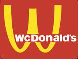 WcDonald's