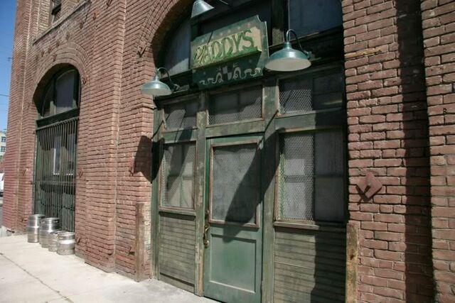 File:Paddy's Pub Exterior.jpg