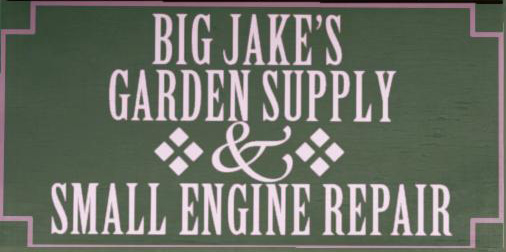 Beau Big Jakeu0027s Garden Supply U0026 Small Engine Repair. BigJakesGardenSupply