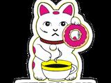 Teriyaki Donut
