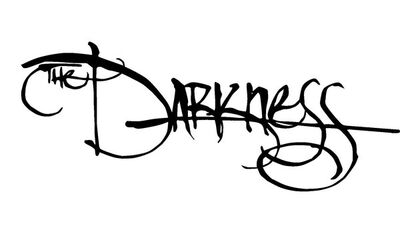 A the darkness logo