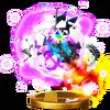 SSB4 Trophy MegaEvolution Charizard