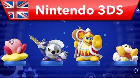Kirby Planet Robobot - amiibo Trailer (Nintendo 3DS)