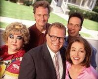 The Drew Carey Show cast