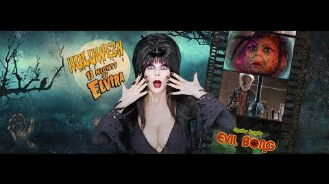 13 Nights Of Elvira Preview Evil Bong