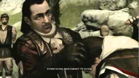 Assassin's Creed X Mario