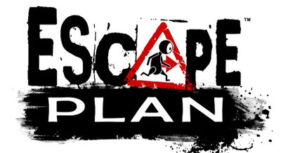 Escape Plan (Game) logo
