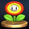 SSBB Trophy 510 Fire Flower