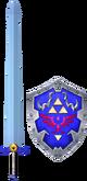 SC2 weapon Link BiggoronSword