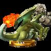 SSB4 Trophy CharizardAlt WiiU
