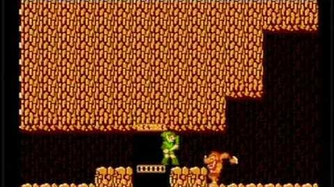 Zelda 2 - Angry Video Game Nerd