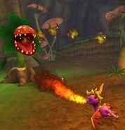 Spyro5 PrianhaPlant