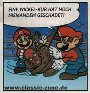 Mario vs Dhalsim